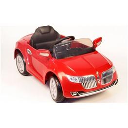 Электромобиль Lincoln T002TT, красный