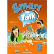 Smart Talk Listening & Speaking Skills A1+ — учебник