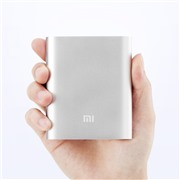 Power Bank XIAOMI, 10400 mAh Серебро