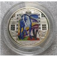 «Синий конь» Франц Марк Тираж 1911шт