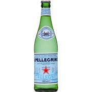 SanPellegrino 0,5 в стекле упаковка минеральной воды - 24 шт.
