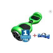 Гироскутер Smart Balance Wheel - зелёный
