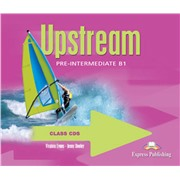 upstream pre-intermediate class cd's (set 4)