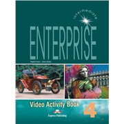enterprise 4 video activity book