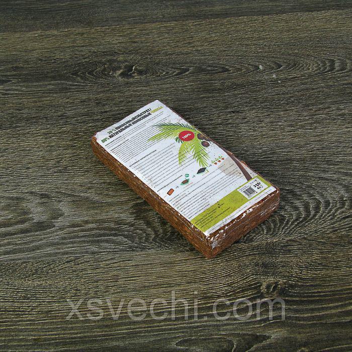 Грунт кокосовый Absolut Plus (20%), брикет, 4 л, 315  г.