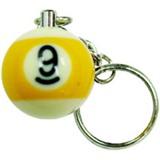 """Брелок """"Девятка"""", интернет-магазин товаров для бильярда Play-billiard.ru"""
