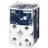 Туалетная бумага в мини рулонах Tork SmartOne (T9), 472193