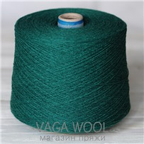 Пряжа Coast Зелень моря 074, 350м в 50г, Knoll Yarns, Sea green