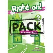 Right On! 2 - Grammar Book Teacher's (with Digibooks App)