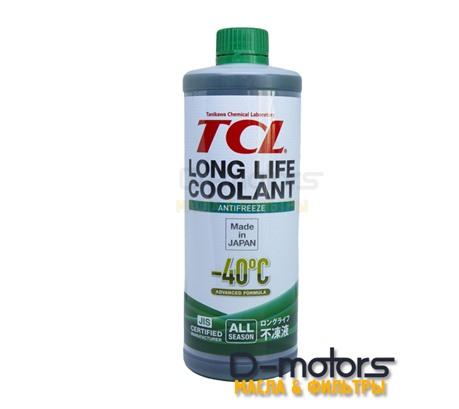 Антифриз TCL LLC -40С зеленый (1л)