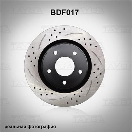 BDF017 - ПЕРЕДНИЕ