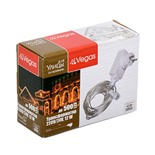 Блок питания (преобразователь) 220V/24V Vegas 12W (на 500 LED) 55045