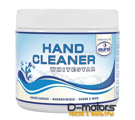 Очиститель рук Eurol Handcleaner Whitestar (600мл.)