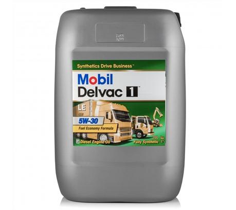Mobil Delvac 1 LE 5W-30, 20л