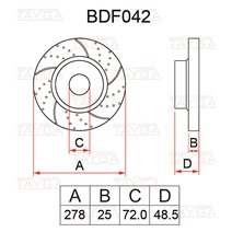 BDF042