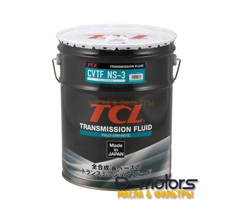 Трансмиссионное масло для автоматических коробок передач TCL CVTF NS-3 (20л)