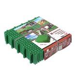 Покрытие пластиковое универсальное Vortex 1 м2 (9 плиток) зеленый 5365