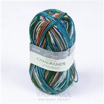 Пряжа Stripy цвет 279, 210м/50г, Casagrande