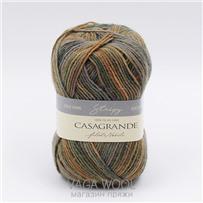 Пряжа Stripy цвет 591, 210м/50г, Casagrande