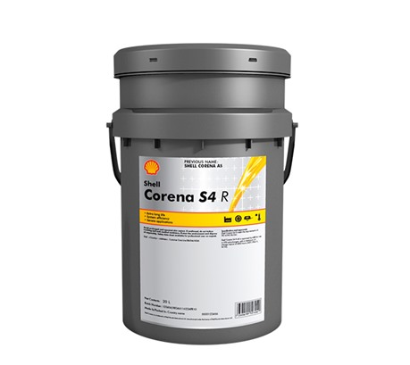 Shell  Corena  S4 R 46,  20л.