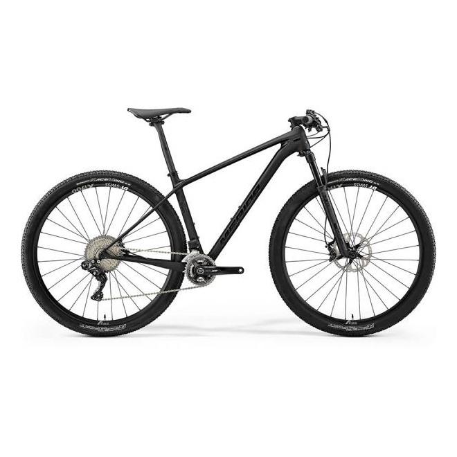 Велосипед Merida Big Nine 7000-E (Matt/Shiny UD) 2018, интернет-магазин Sportcoast.ru