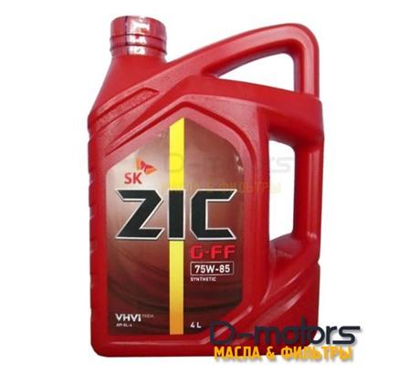 ZIC G-FF 75W-85 (4л.)