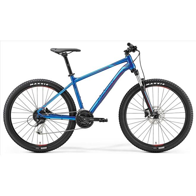 Велосипед Merida Big Seven 100 2019, интернет-магазин Sportcoast.ru
