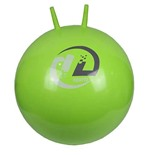 Мяч-попрыгун с рожками ВВ-004GR-51 (55см)