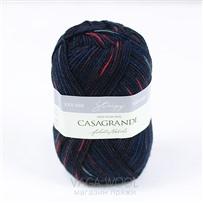 Пряжа Stripy цвет 276, 210м/50г, Casagrande