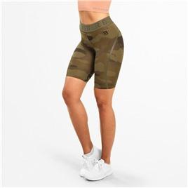 Спортивные шорты Better Bodies Chelsea Shorts, темно-зеленый камуфляж