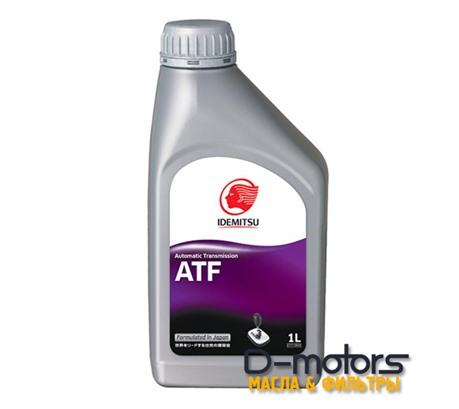 Трансмиссионное масло Idemitsu Atf (1л.)