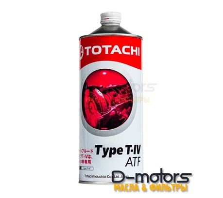TOTACHI ATF TYPE T-IV (1л.)