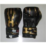 Перчатки боксерские Pak Rus, иск. кожа , 6 OZ, PR-11-015 (синий)