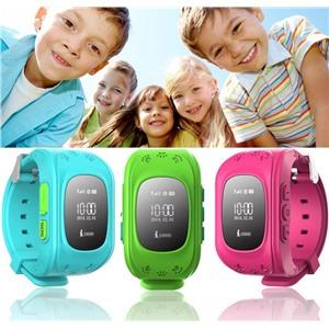 Умные детские часы с GPS Q50 Smart Baby Watch