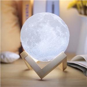 Шар ночник Луна  MOON LIGHT 12 см