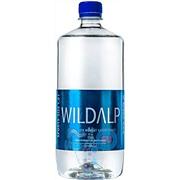 Wildalp 1 л упаковка негазированной минеральной воды - 6 шт.