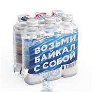 Упаковка глубинной воды Baikal 0,85 в пластике - 6 шт.