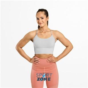 Спортивный топ Better Bodies Astoria seamless bra, морозный серый