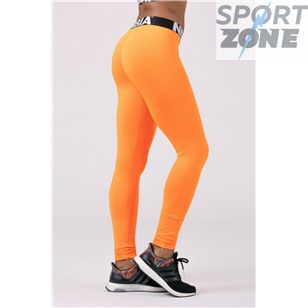 Ne Squad Hero Scrunch Butt leggings цв.апельсин