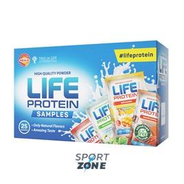 Life Protein Samples 25 servs Самые популярные вкусы Life Protein