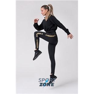 NE Leggings Gold Classic цв.чёрный