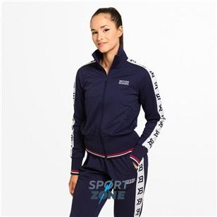 Спортивная куртка Better Bodies Chelsea Track Jacket, темно-синяя