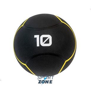 Мяч тренировочный черный 10 кг