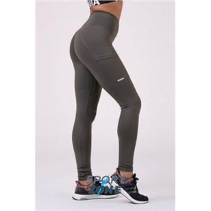 Ne High waist Fit&Smart leggings цв.сафари