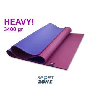 Мат для йоги двухслойный  6 мм Ulti-Mat