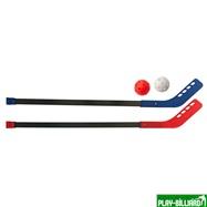 Weekend Комплект для игры в хоккей с мячом, флорбол  «Junior Hockey», интернет-магазин товаров для бильярда Play-billiard.ru. Фото 4