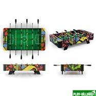 Weekend Настольный футбол (кикер) «Derby» (96x52x23см, цветной), интернет-магазин товаров для бильярда Play-billiard.ru. Фото 2