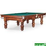 Weekend Бильярдный стол для русского бильярда «Classic II» 10 ф (орех), интернет-магазин товаров для бильярда Play-billiard.ru