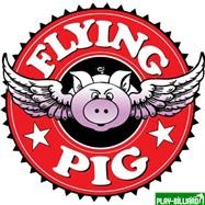 FLYING PIG Наклейка для кия «FlYING PIG» (10 слоев, кожа кабана, 14 мм), интернет-магазин товаров для бильярда Play-billiard.ru. Фото 2