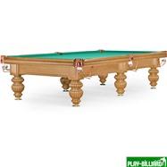 Weekend Бильярдный стол для русского бильярда «Tower» 10 ф (ясень), интернет-магазин товаров для бильярда Play-billiard.ru